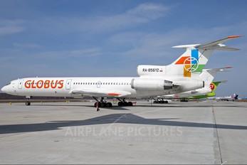 RA-85612 - Globus Tupolev Tu-154M