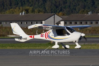 LN-YNE - Private Flight Design CTsw