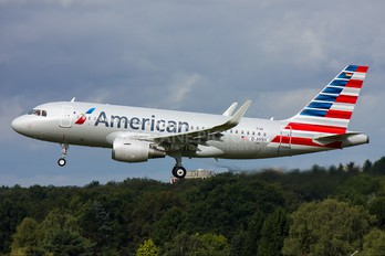 D-AVXH - American Airlines Airbus A319