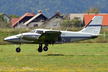S5-CBW - Private Piper PA-34 Seneca