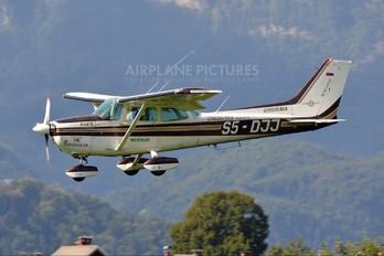 S5-DJJ - Aeroklub ALC Lesce Cessna 172 RG Skyhawk / Cutlass