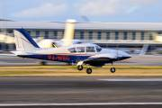 PJ-WEC - Winward Express Piper PA-23 Aztec aircraft