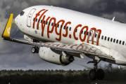 TC-ACP - Pegasus Boeing 737-800 aircraft