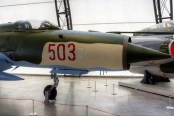 503 - Hungary - Air Force Mikoyan-Gurevich MiG-21PF