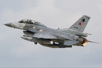 89-0042 - Turkey - Air Force General Dynamics F-16D Fighting Falcon