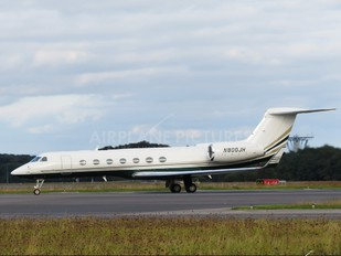 N800JH - Private Wings Gulfstream Aerospace G650, G650ER