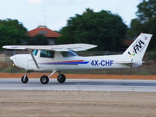 4X-CHF - Private Cessna 152