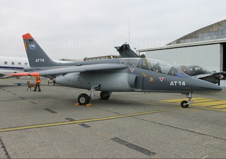AT14 - Belgium - Air Force Dassault - Dornier Alpha Jet 1B
