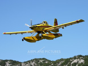 4O-EAB - Private Air Tractor AT-802
