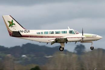 VH-ZUI - Coastair Cessna 404 Titan