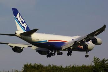 JA12KZ - Nippon Cargo Airlines Boeing 747-8F