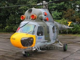 0709 - Czech - Air Force Mil Mi-2