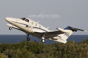 ZS-DKS - Private Eclipse EA500