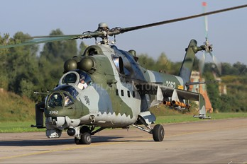 3362 - Czech - Air Force Mil Mi-35