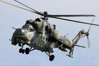3368 - Czech - Air Force Mil Mi-35