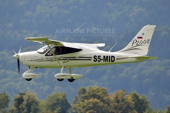 S5-MID - Private Tecnam P2008