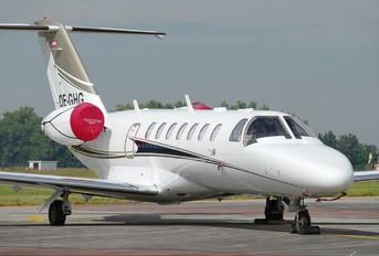 OE-GHG - Salzburg Jet Aviation Cessna 525B Citation CJ3