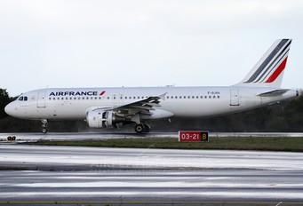 F-GJVA - Air France Airbus A320