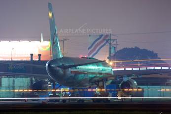 N633AA - American Airlines Boeing 757-200WL