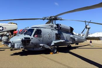 167061 - USA - Navy Sikorsky MH-60R Seahawk