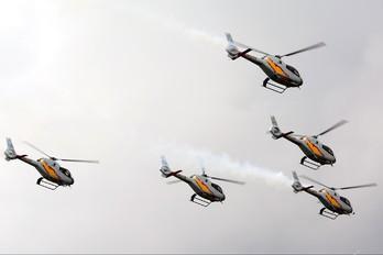 HE.25-8 - Spain - Air Force: Patrulla ASPA Eurocopter EC120B Colibri