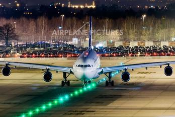AP-EDF - Air Blue Airbus A340-300