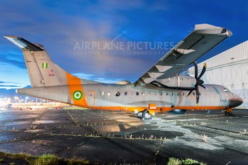 NAF930 - Nigeria - Air Force ATR 42-400MP Surveyor