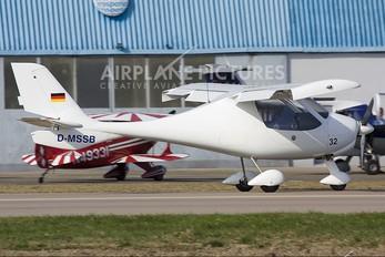 D-MSSB - Private Flight Design CT2K