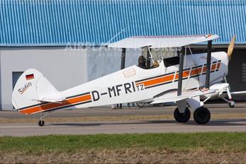 D-MFRI - Private Platzer Kiebitz