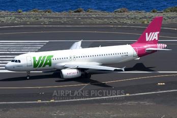 LZ-MDB - Air Via Airbus A320