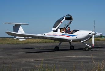 SP-TEC - Wyższa Szkoła Oficerska Sił Powietrznych Diamond DA 20 Eclipse