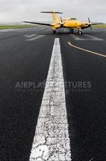 G-SASD - Scottish Ambulance Service Beechcraft 200 King Air