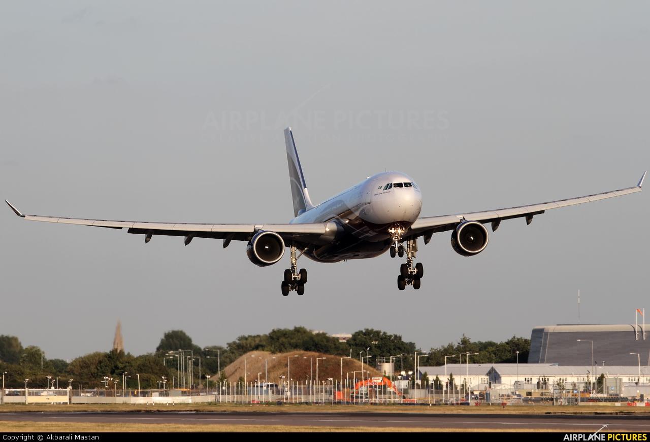 Arik Air 5N-JIC aircraft at London - Heathrow