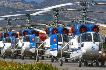 EC-JGV - INAER Kamov Ka-32 (all models)