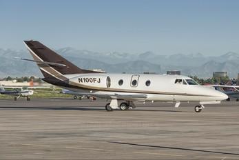 N100FJ - Private Dassault Falcon 10