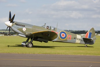 D-FEUR - Private Supermarine Spitfire HF.VIIIC
