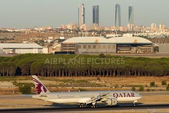 A7-BEA - Qatar Airways Boeing 777-300ER