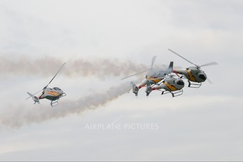 HE.25-1 - Spain - Air Force: Patrulla ASPA Eurocopter EC120B Colibri
