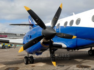 G-MAJW - Eastern Airways Scottish Aviation Jetstream 41