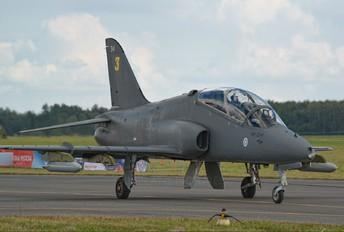 HW-334 - Finland - Air Force: Midnight Hawks British Aerospace Hawk 51
