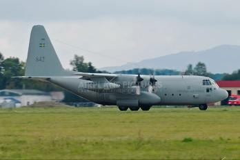 84002 - Sweden - Air Force Lockheed Tp84 Hercules