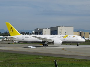 V8-DLA - Royal Brunei Airlines Boeing 787-8 Dreamliner