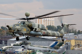 36 - Russia - Air Force Mil Mi-28