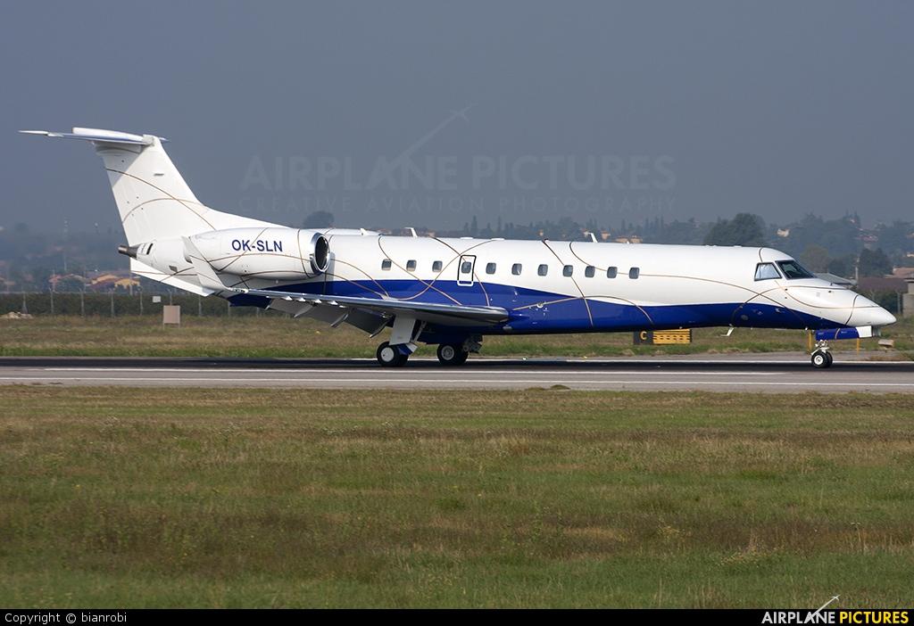ABS Jets OK-SLN aircraft at Verona - Villafranca