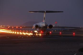 EC-HJB - Spanair McDonnell Douglas MD-82