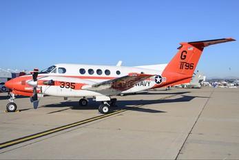 161196 - USA - Navy Beechcraft C-12 Huron