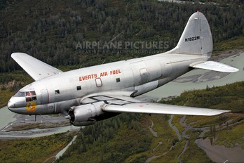 N1822M - Everts Air Fuel Curtiss C-46F Commando