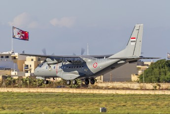 2211 - Yemen - Air Force Casa CN-235