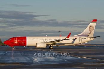 LN-NGM - Norwegian Air Shuttle Boeing 737-800