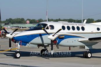 76-0168 - USA - Air Force Beechcraft C-12C Huron